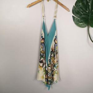 Urban Outfitters Kimichi & Blu silk dress